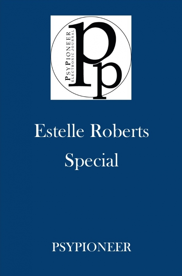 Estelle Roberts Special