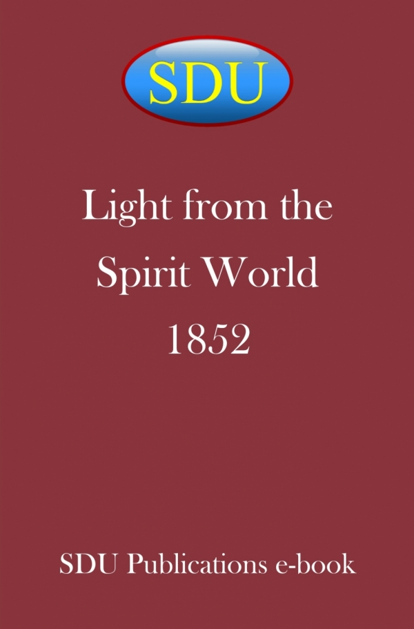 Light From The Spirit World 1852
