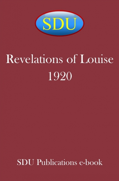 Revelations of Louise 1920