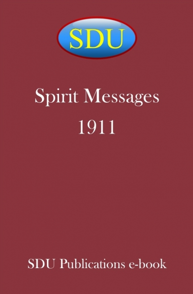Spirit Messages 1911